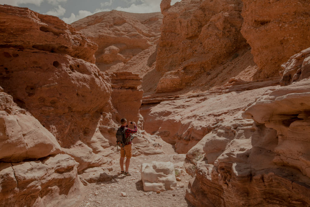 Ejlat i okolice - Czerwony Kanion