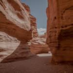 Ejlat - Czerwony Kanion