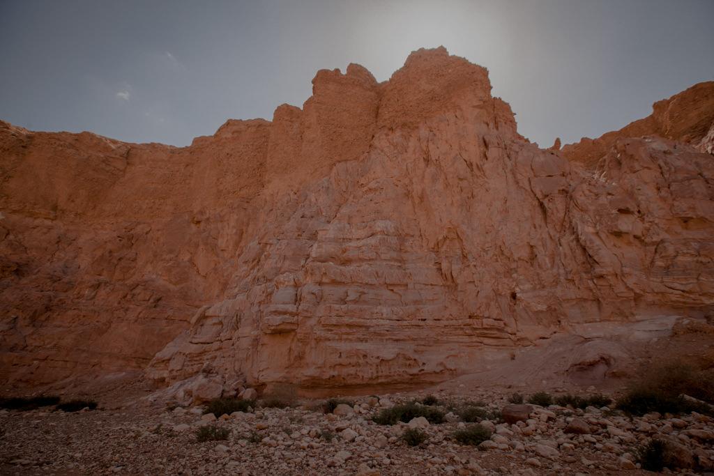 Czerwony Kanion - Izrael