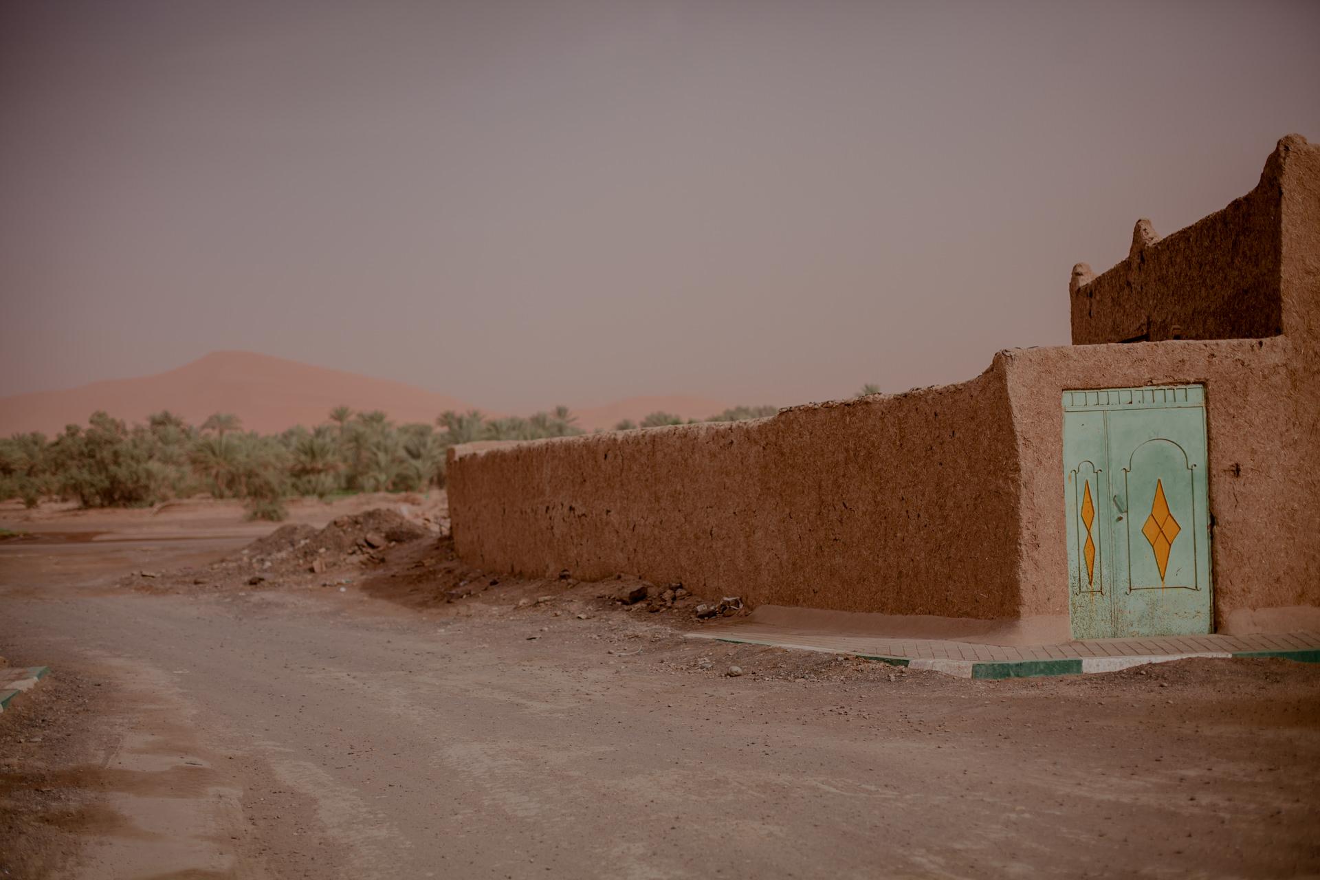 Erg Chebbi wydmy, Sahara