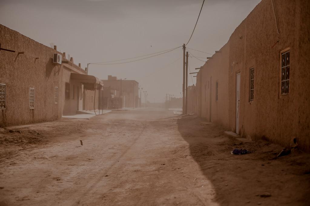 Hassilabied burza piaskowa