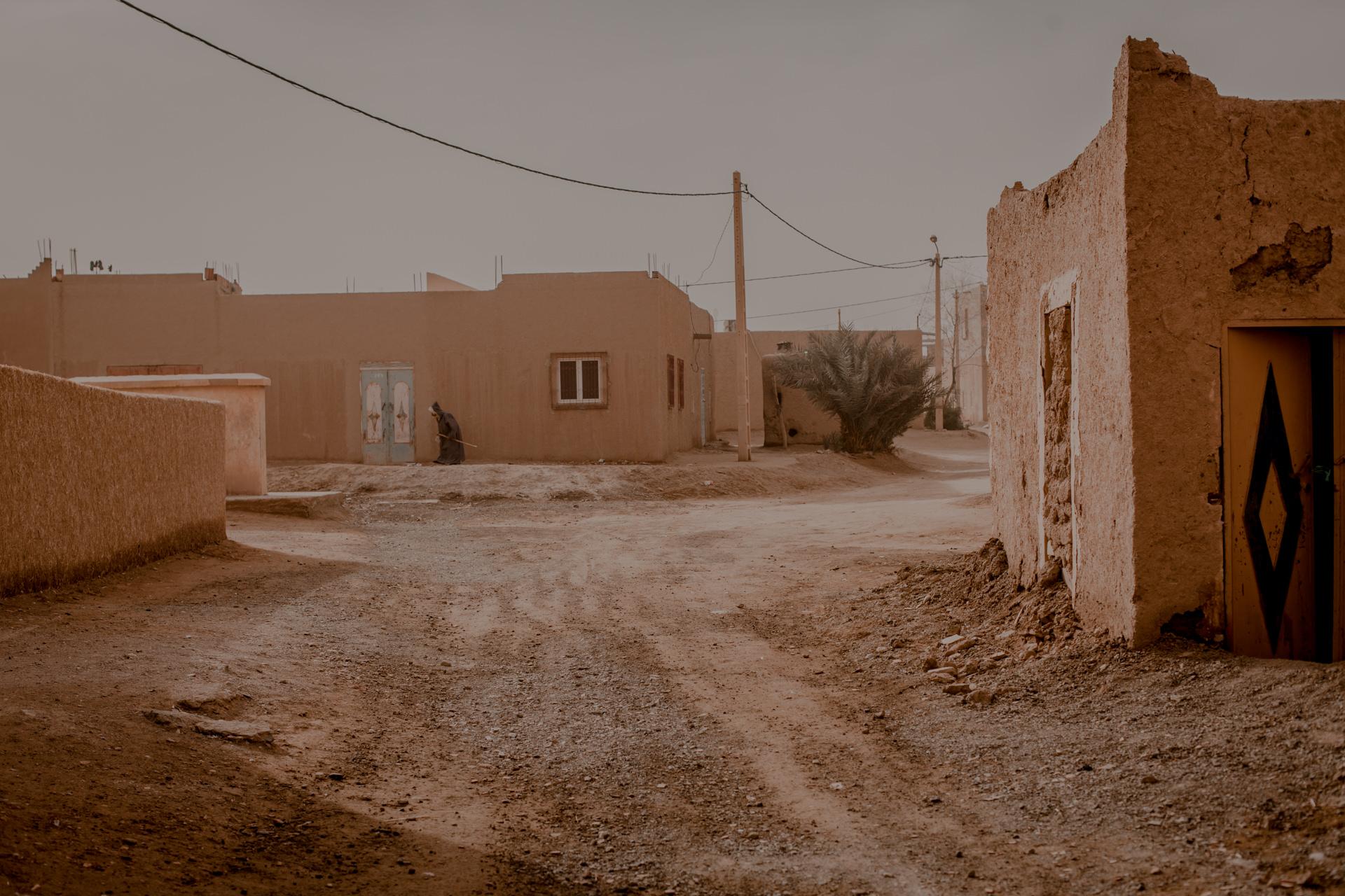 Hassilabied w Maroku, na Saharze