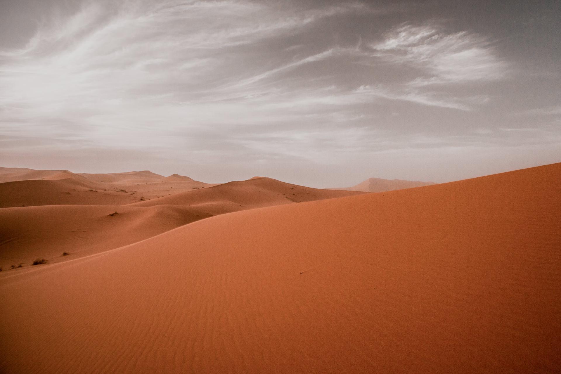 Sahara, Maroko - wycieczki na pustynię