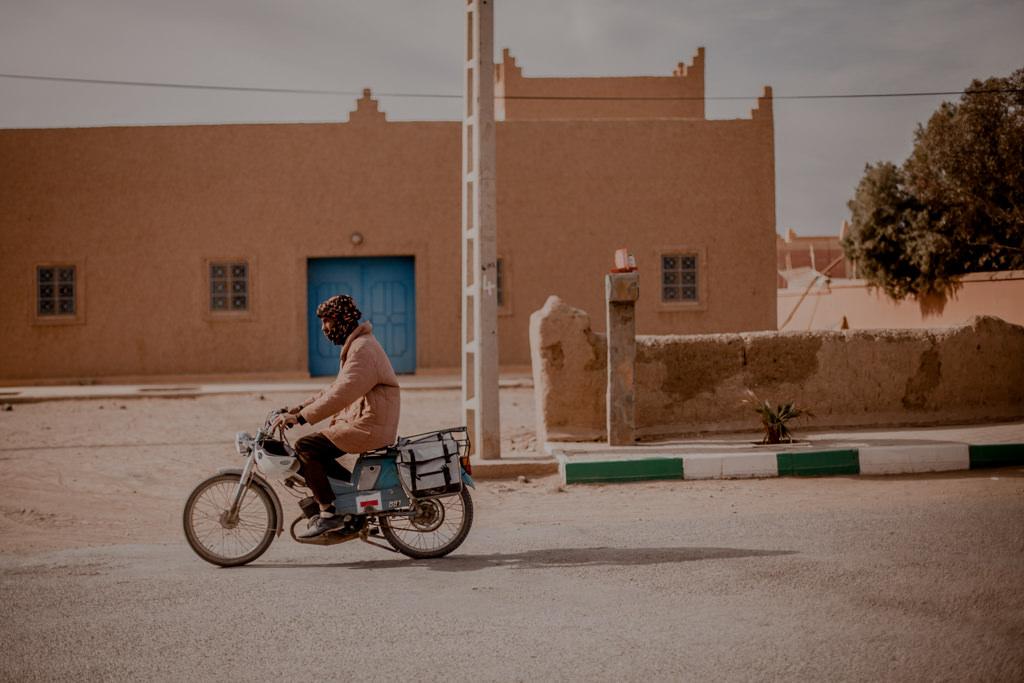 Merzouga - pustynia Erg Chebbi