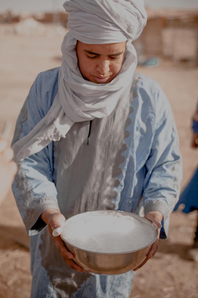 Mleko wielbłądów, Maroko wycieczki