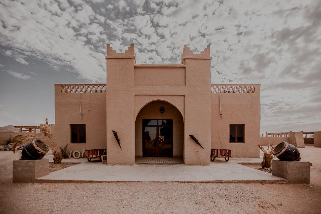 Merozuga - noclegi, wycieczki na pustynię