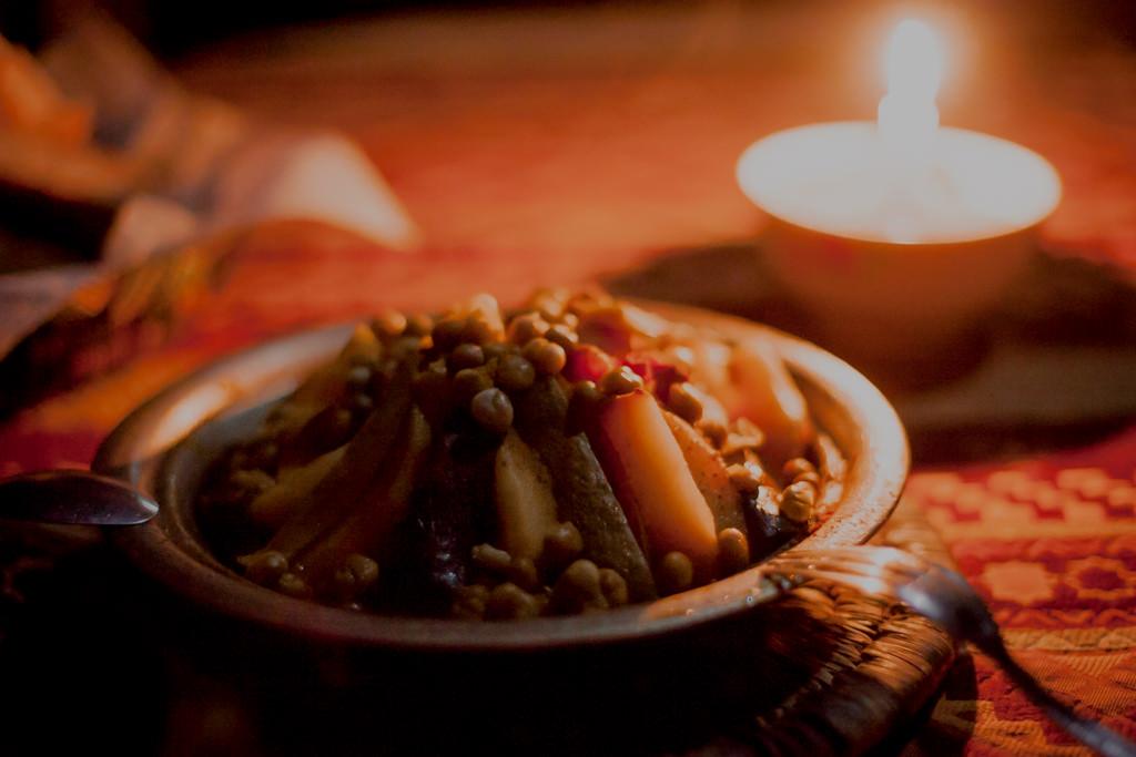 Tadżin - kuchnia Maroko