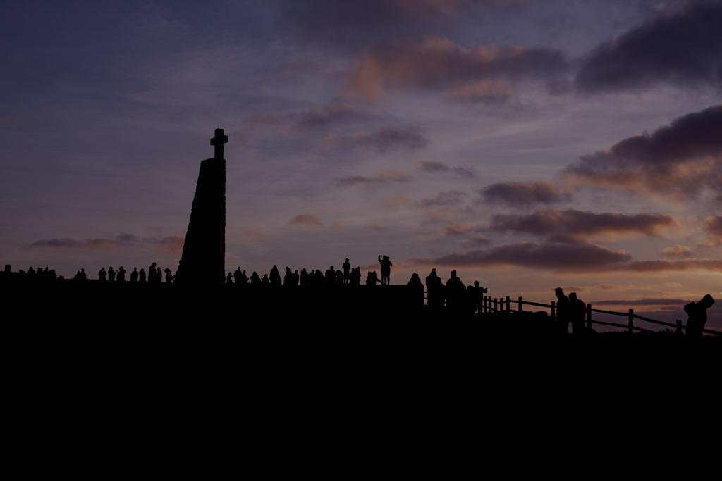 Cabo da Rosa - najdalej wysunięty punkt Europy zachodniej