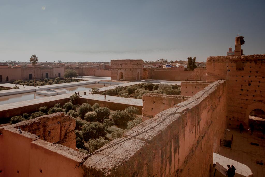 Ciekawe miejsca w Marrakeszu