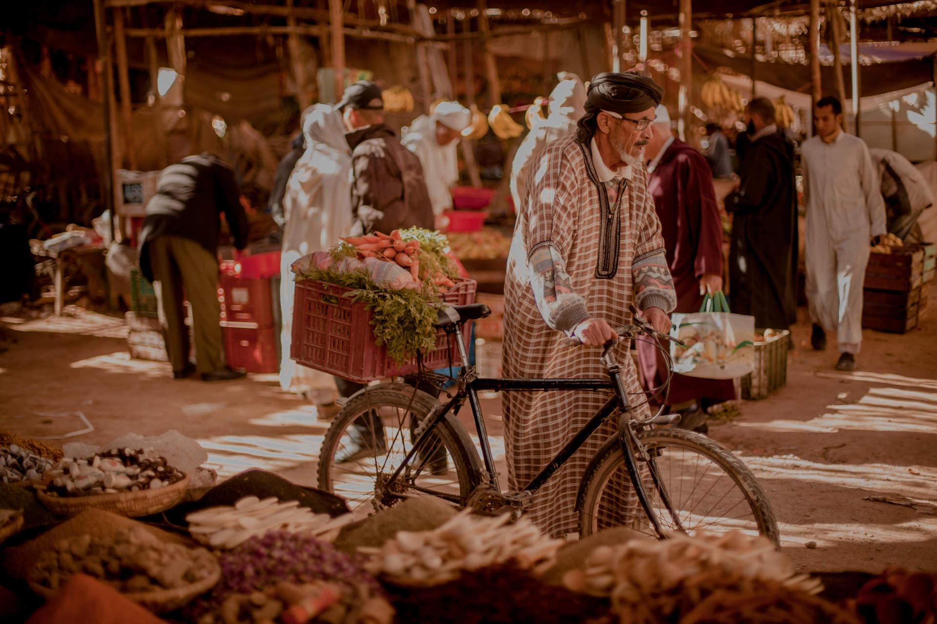 Maroko - targi, atrakcje, co warto zobaczyć