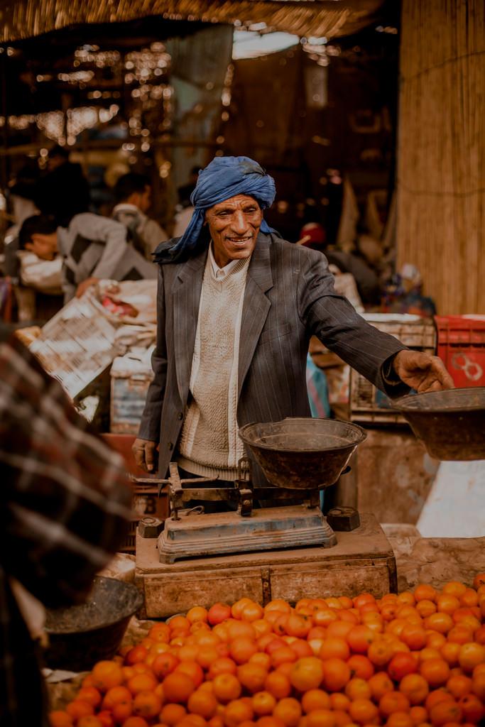 Maroko - kultura, souki