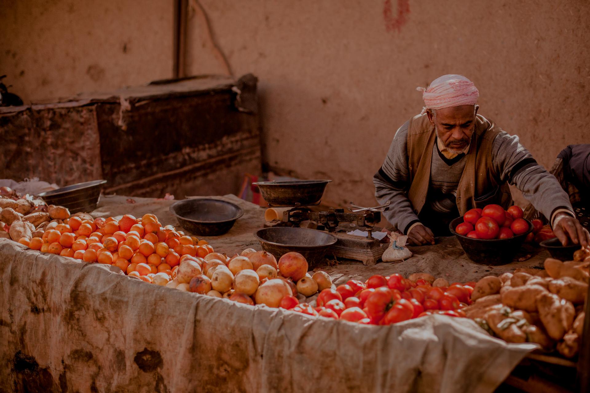 Maroko - atrakcje, przewodnik, ciekawe miejsca
