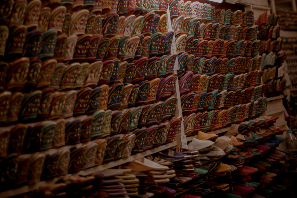 Plac Jemaa Al Fina - atrakcje Marrakeszu