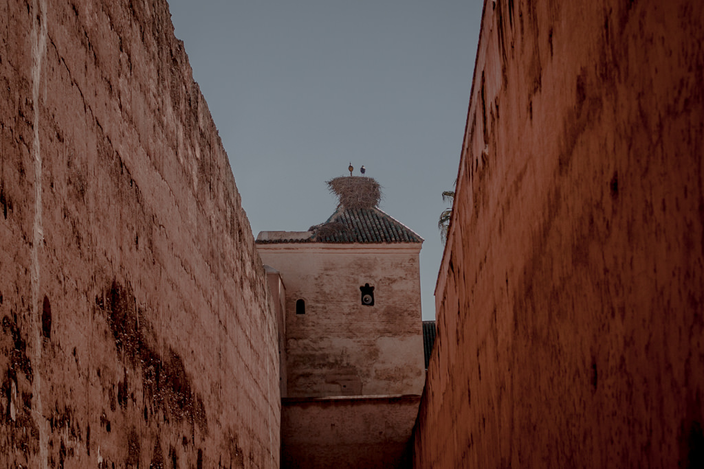 Marrakesz El Badi