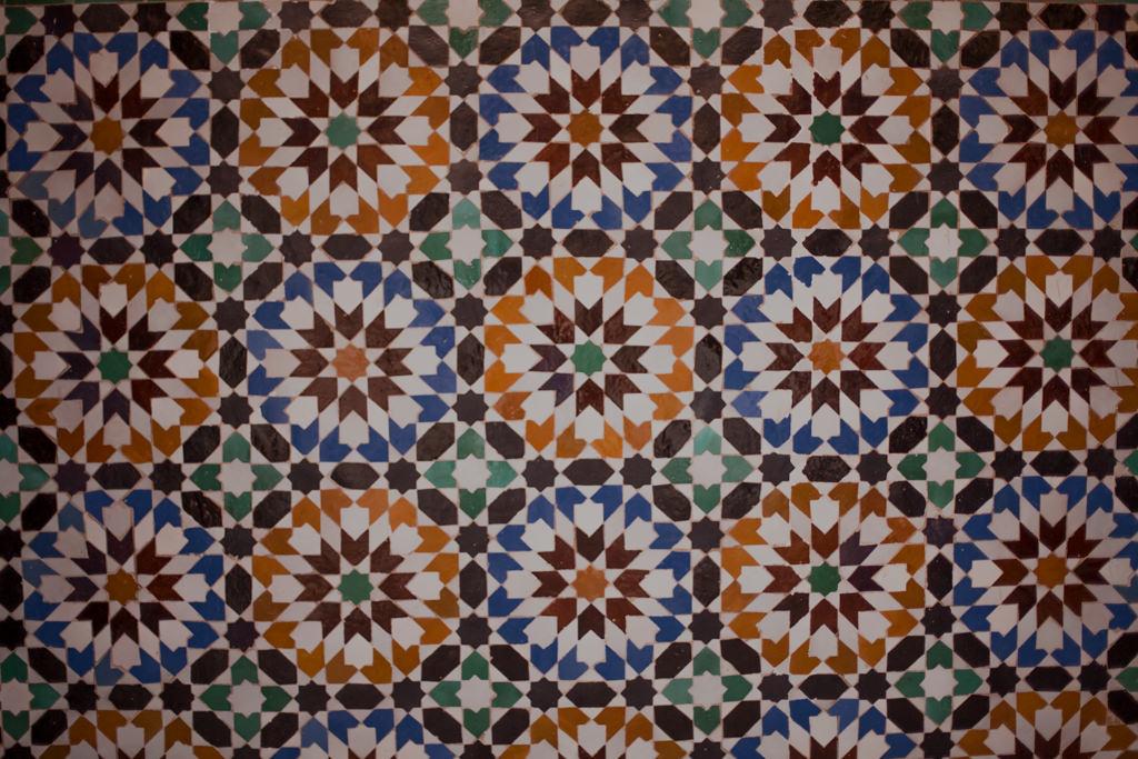 Mozaiki Maroko