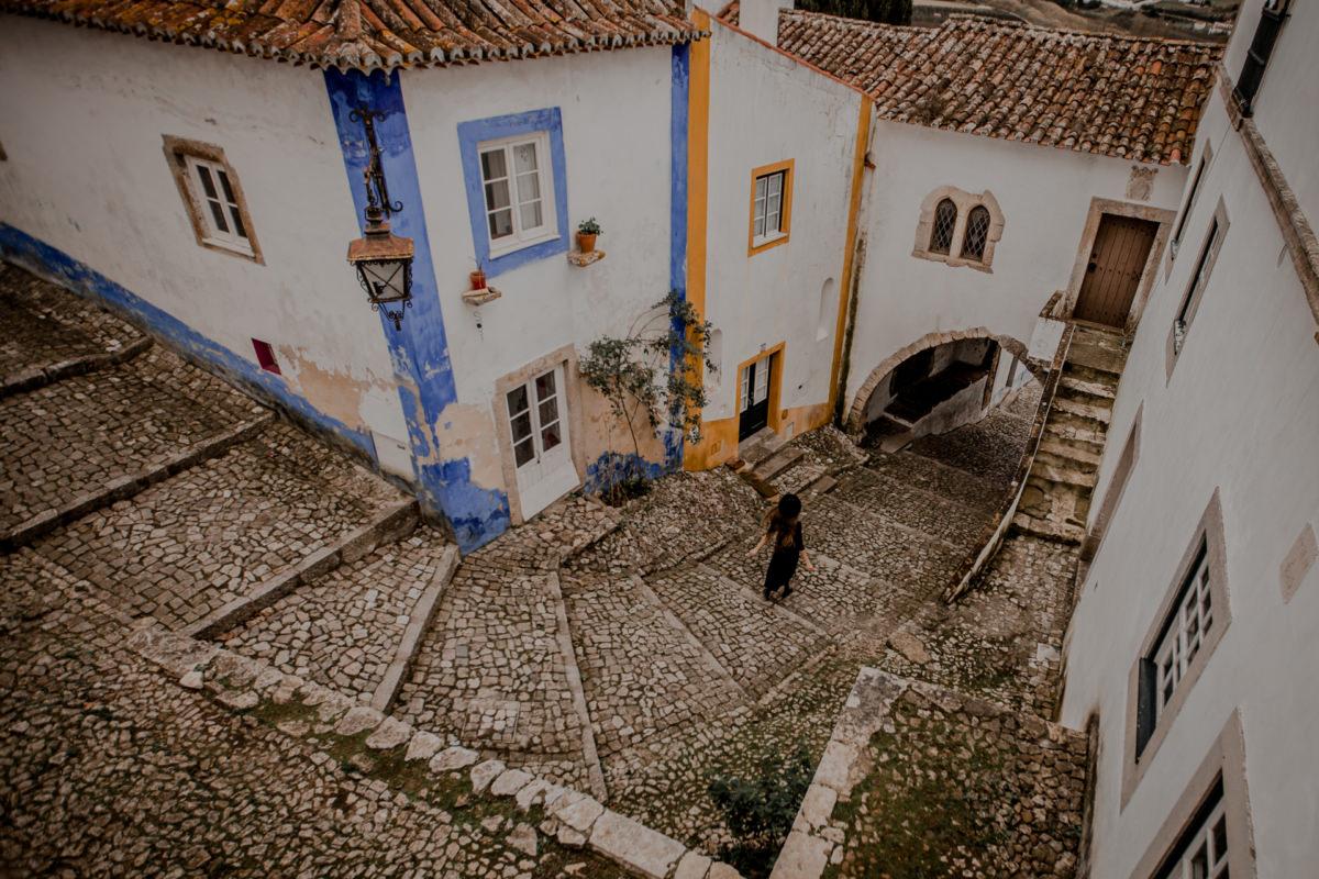 Óbidos - atrakcje Portugalii