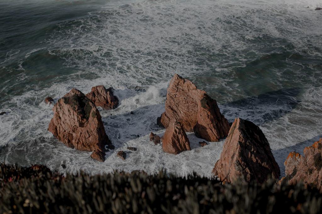 Cabo da Roca - przylądek w Portugalii