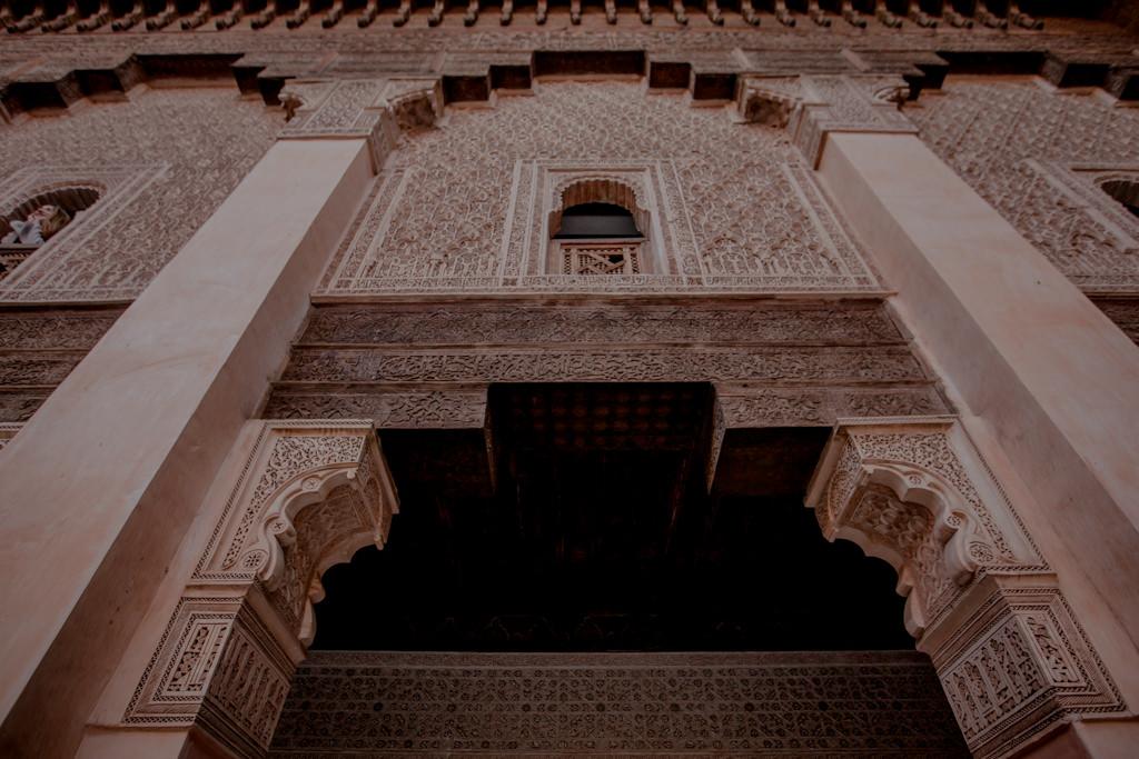Szkoła koraniczna Marrakesz