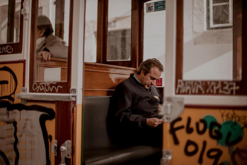 Lizbona - transport