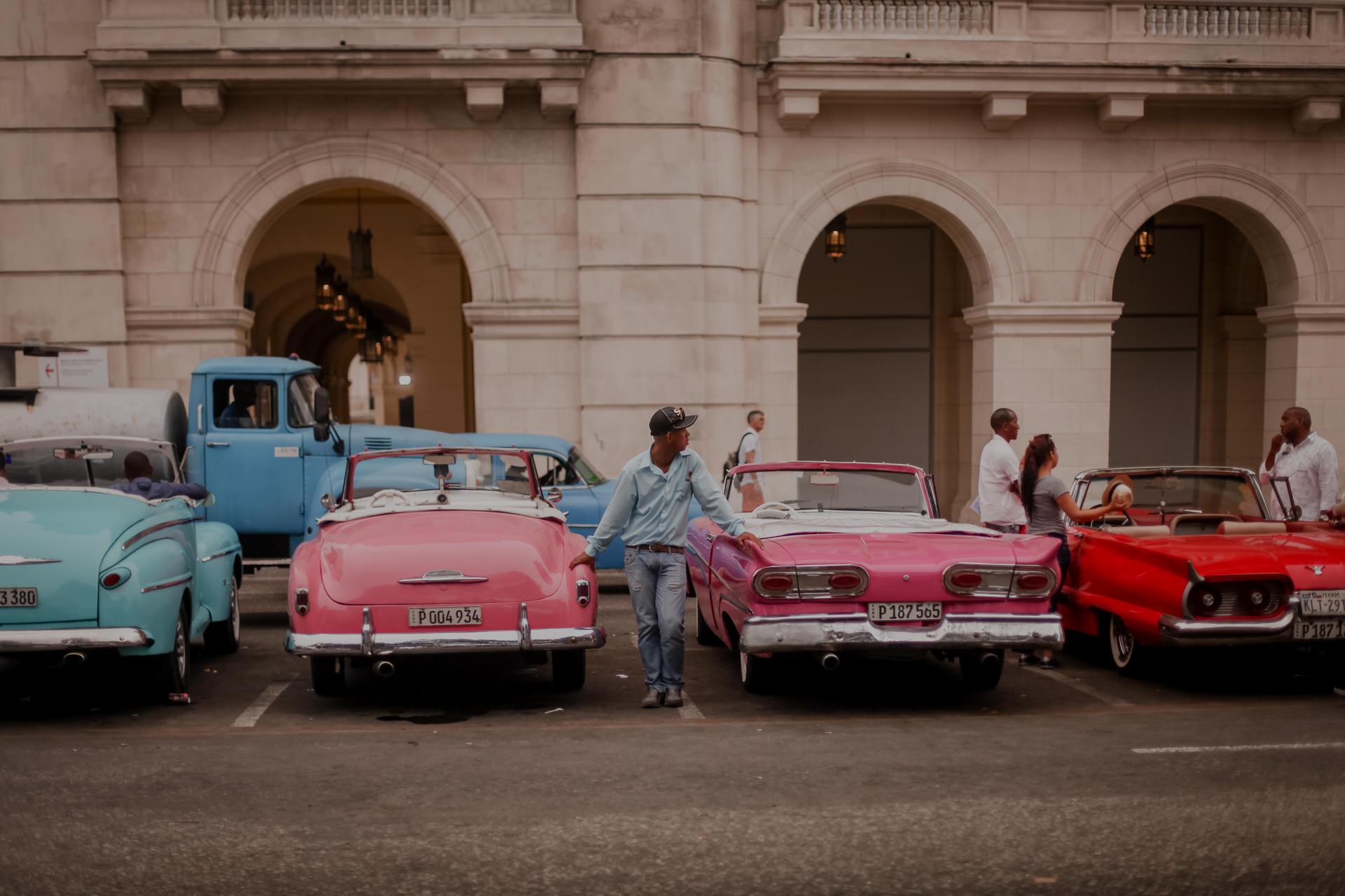połączyć się na Kubie