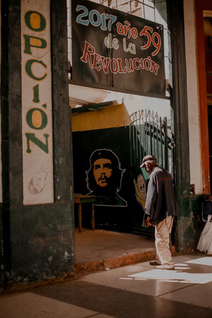 Kult Che na Kubie