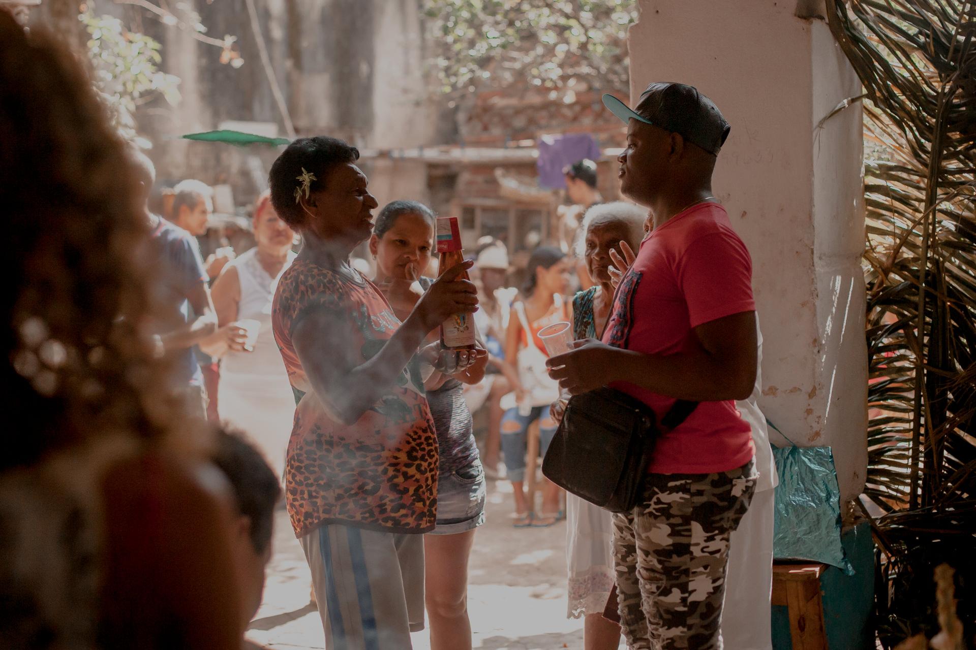 Kuba - santeria