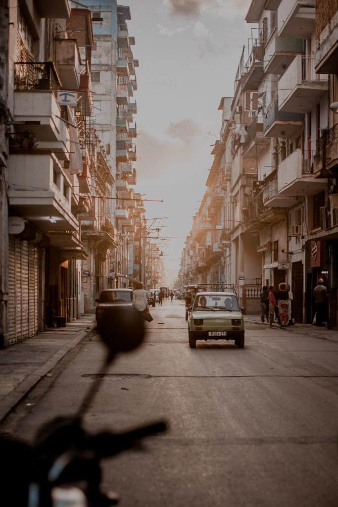 Maluchy, fiaty na Kubie
