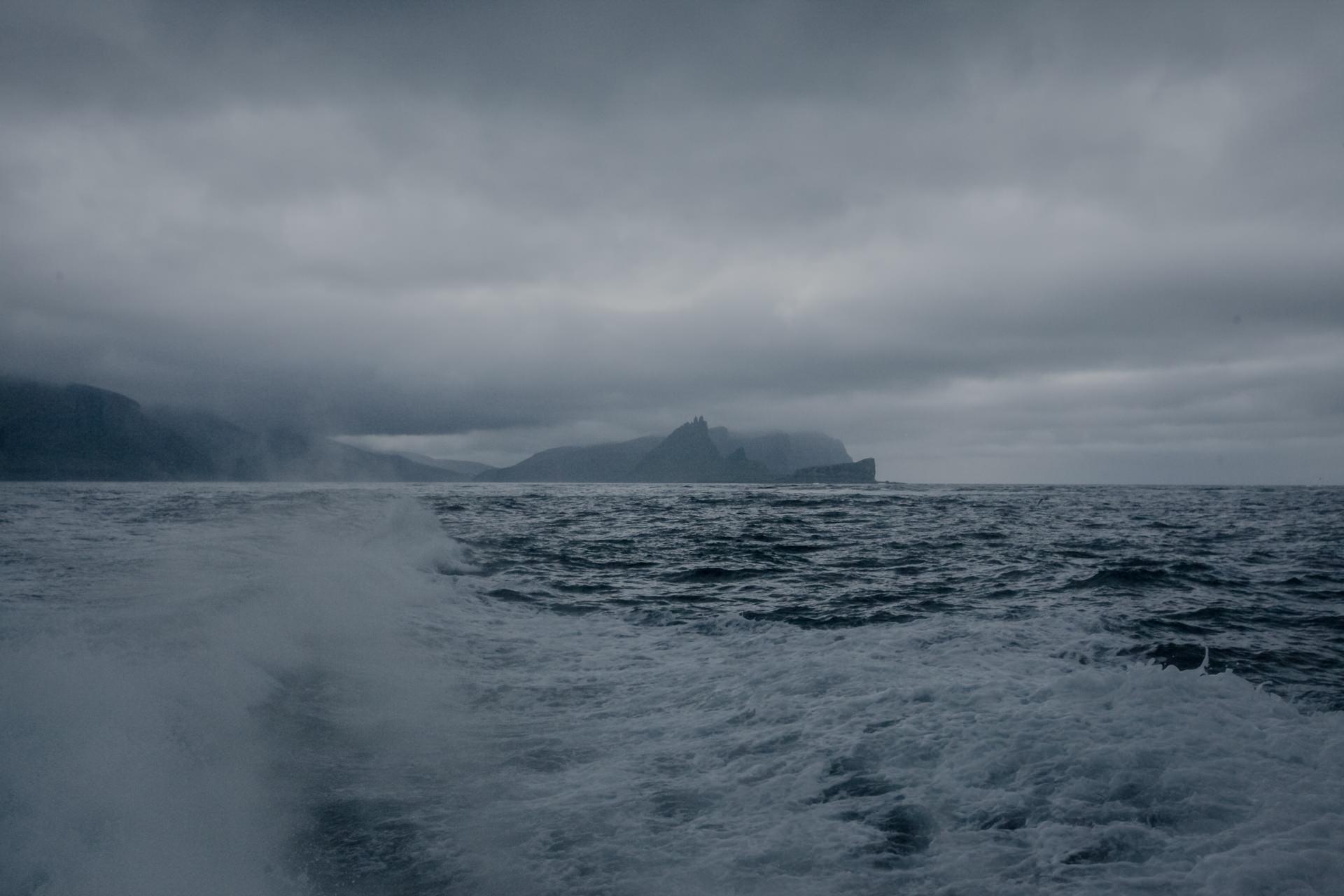 Maskonur - Wyspy Owcze