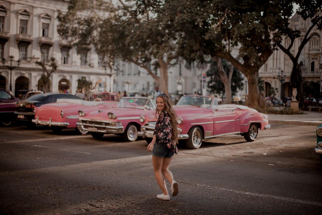 Kuba i stare auta na wyspie