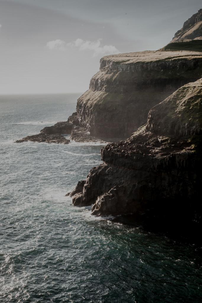 Przepiękne Wyspy Owcze
