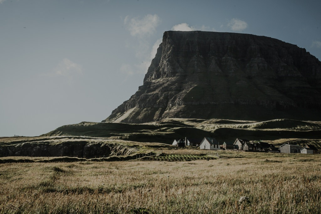 Gasadalur na Wyspach Owczych
