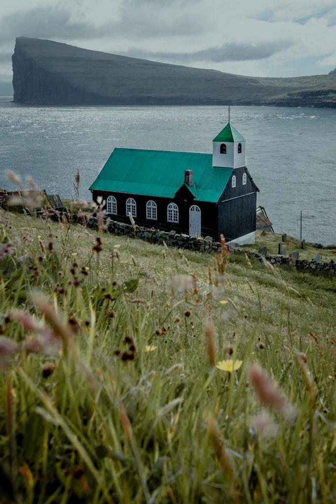 Wyspy Owcze - Kirkja