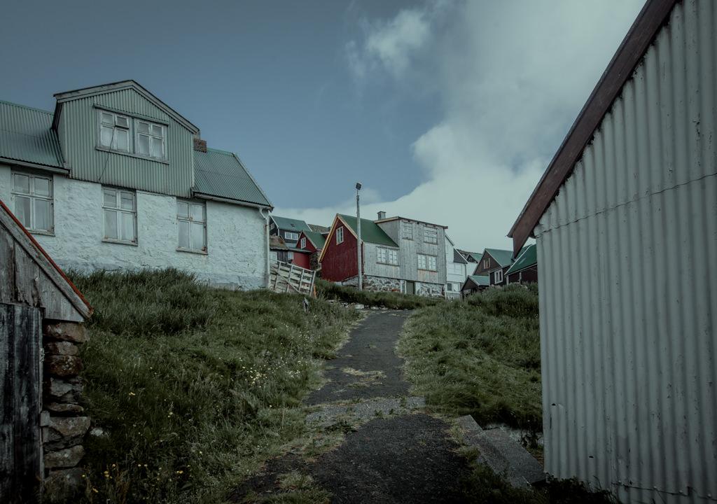Wyspy Owcze- krajobrazy