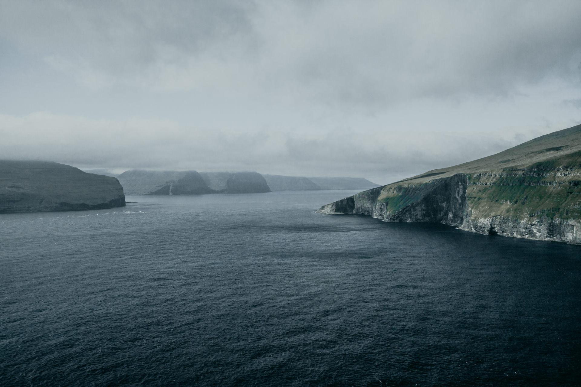 Wyspy Owcze- pogoda