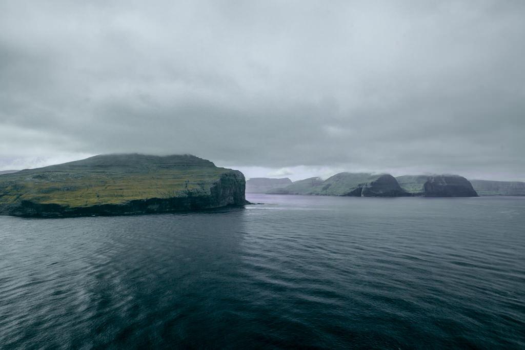 Wyspy Owcze- przewodnik