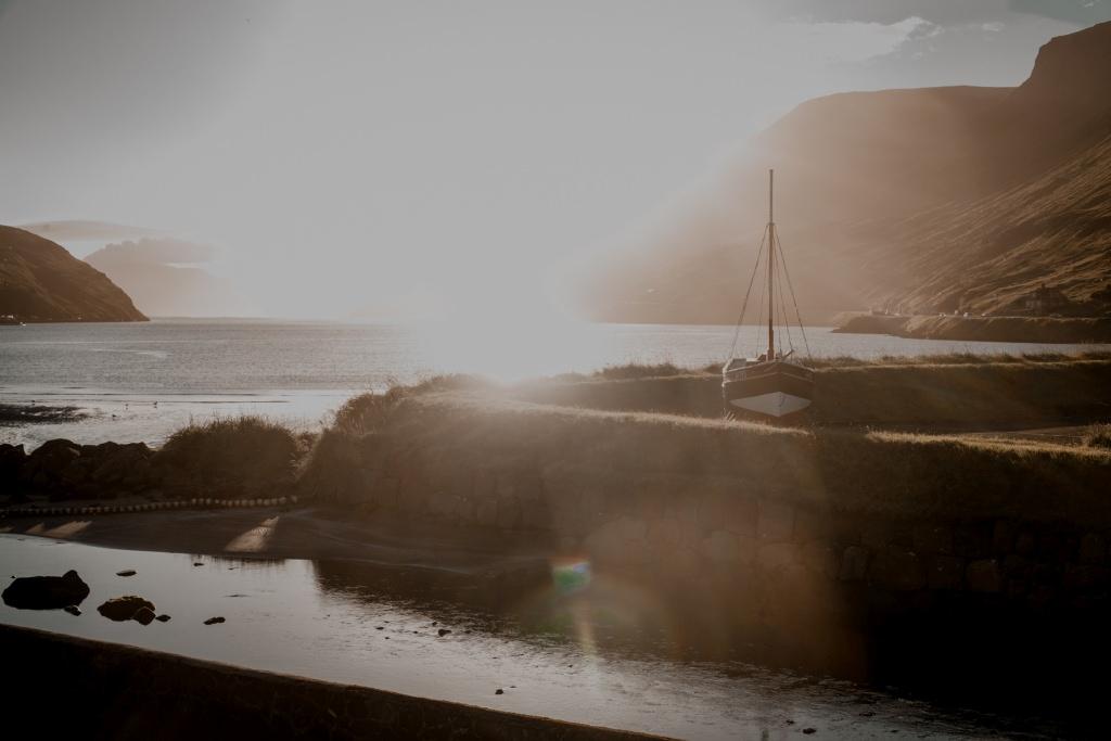 Sorvagur na Wyspach Owczych