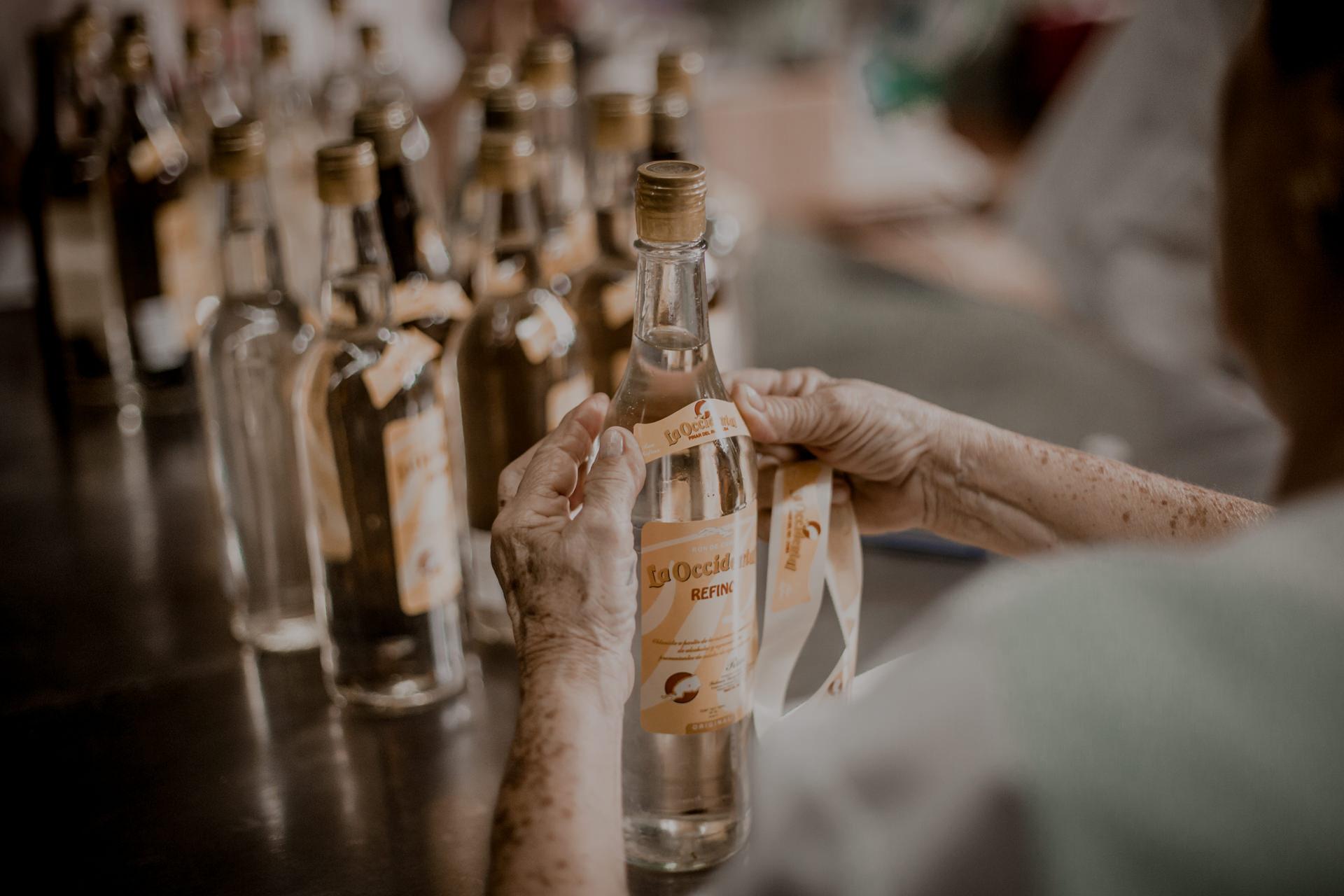 Biały rum. Kuba i kubańskie cygara, rum