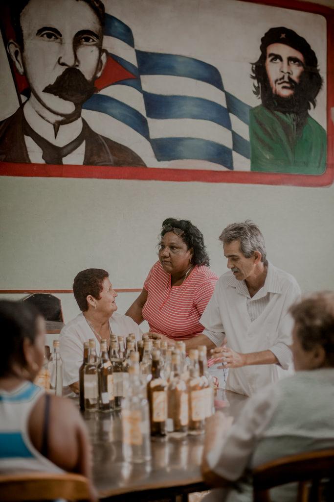 Kuba. Biały rum na Kubie - jak powstaje?