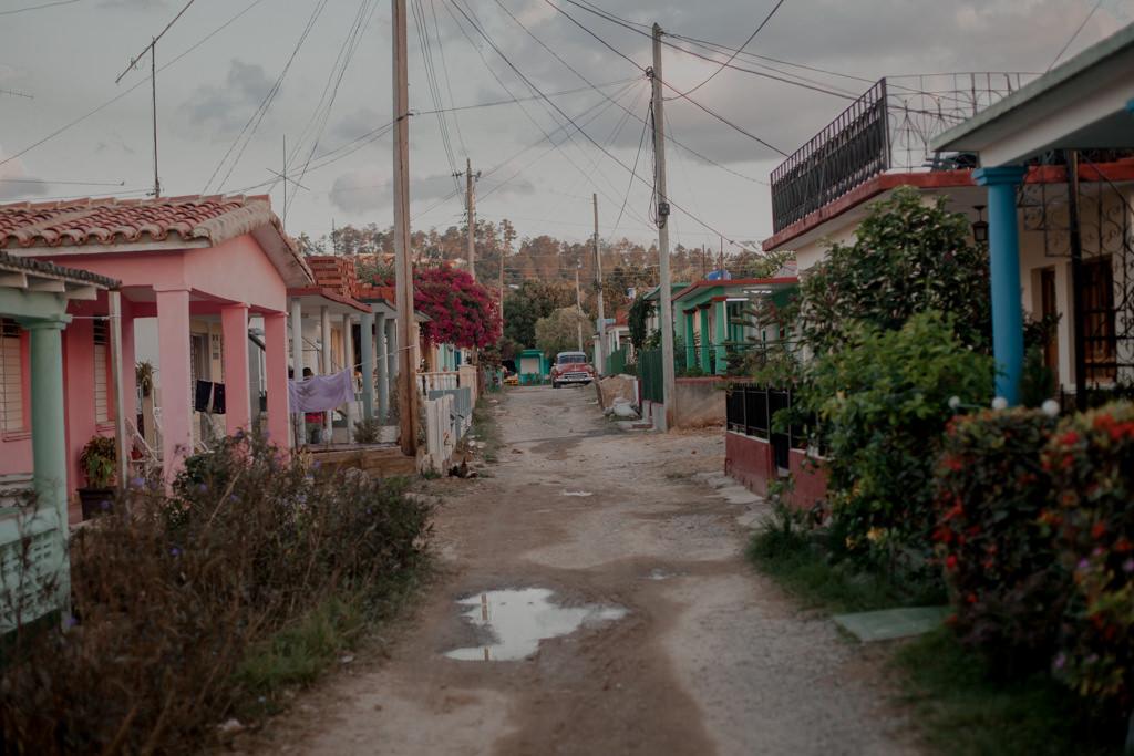 Kuba - casy particular