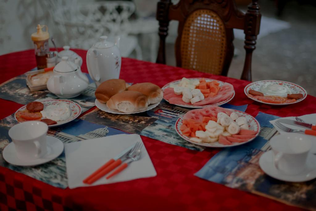 Kuba - jedzenie, ceny na wyspie