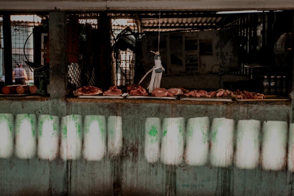 Kuba ceny żywności