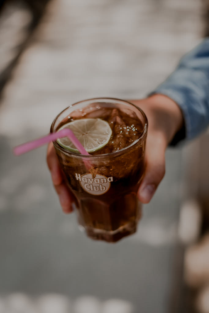 Kuba - drinki, cuba libre