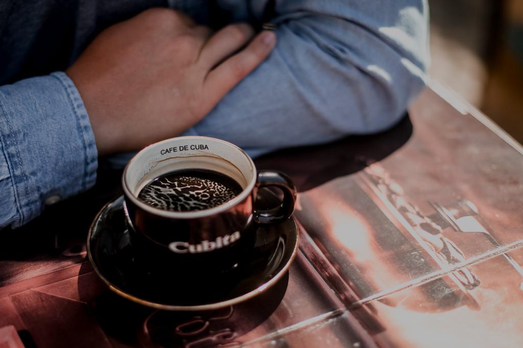 Kuba - kubańska kawa
