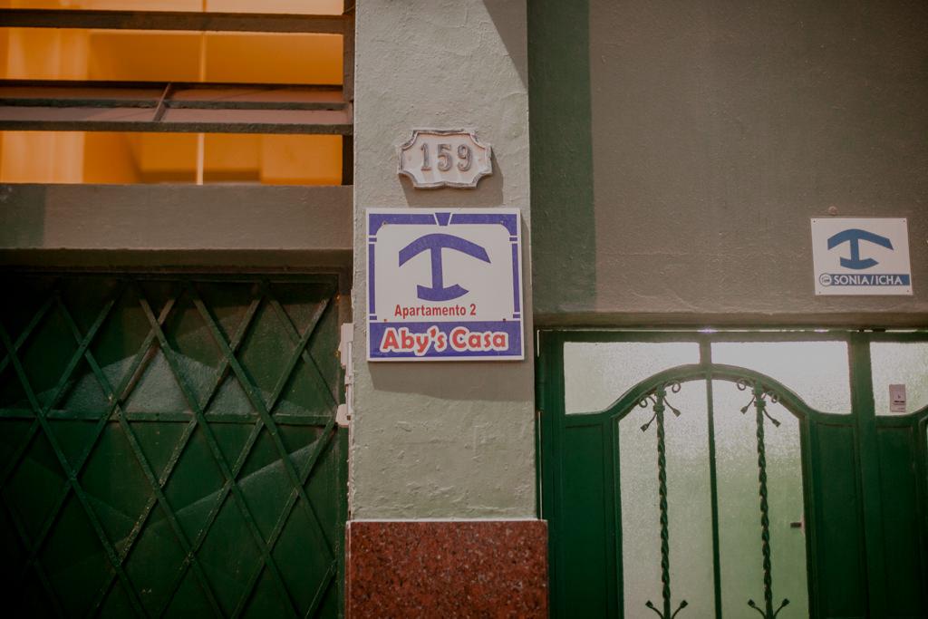 Kuba - casa particular