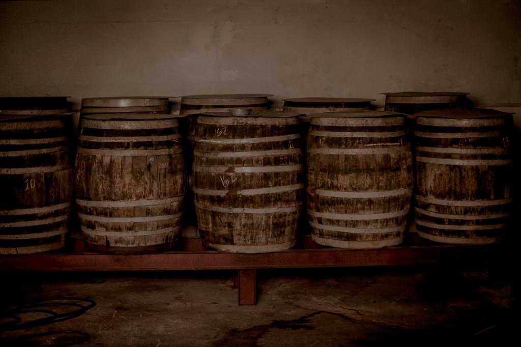 Pinar del Rio na Kubie - jak powstaje rum? Z czego robi się rum?