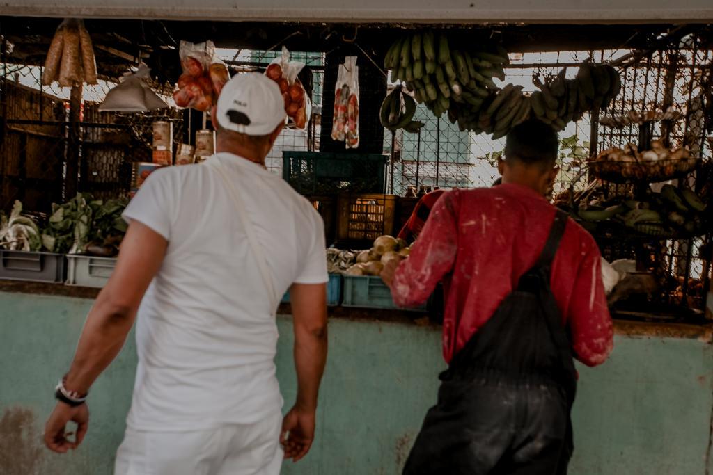 Kuba - jedzenie, ceny, sklepy na wyspie