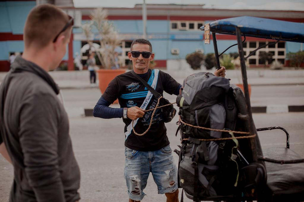 Kuba transport