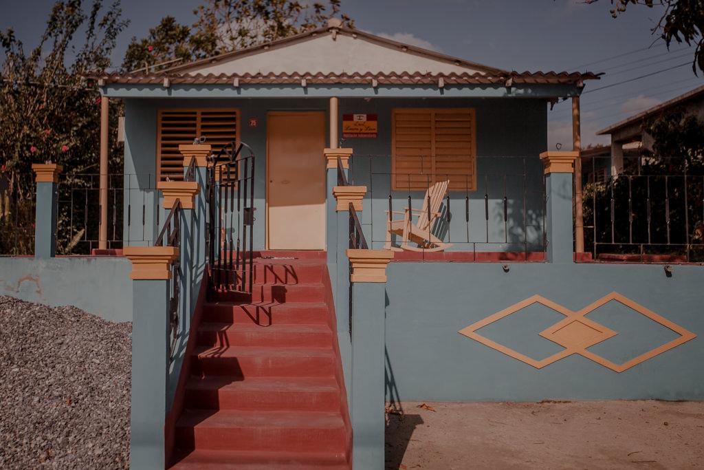 Casa particular na Kubie