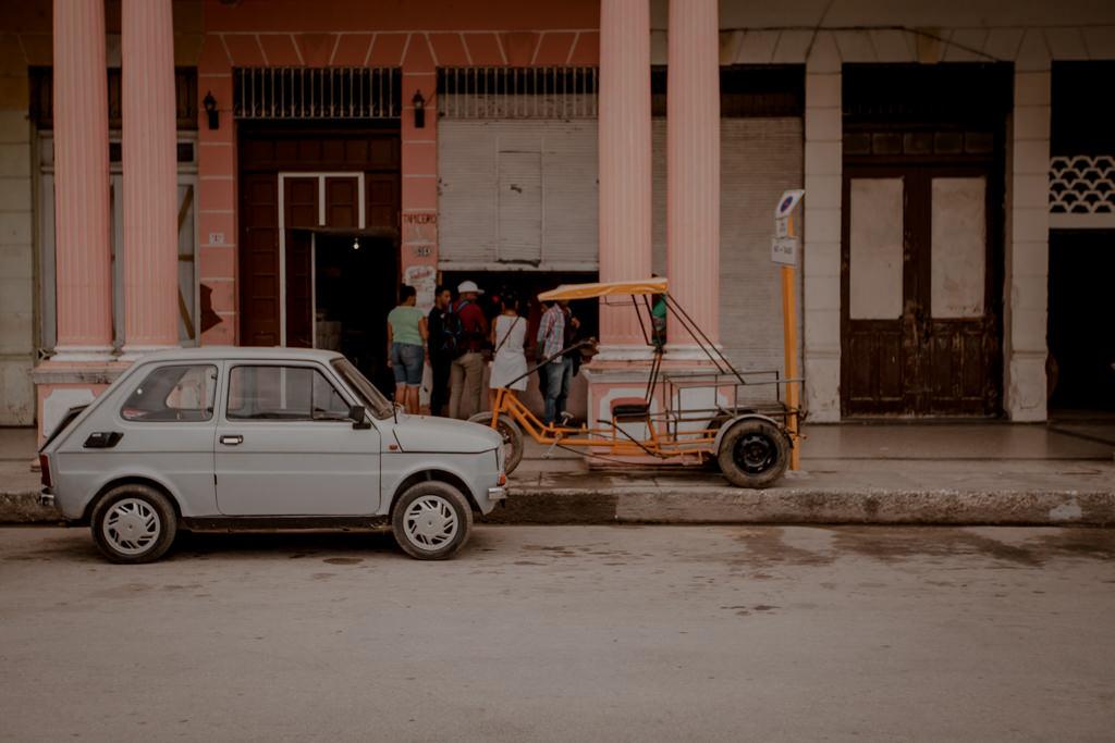 Kuba - transport