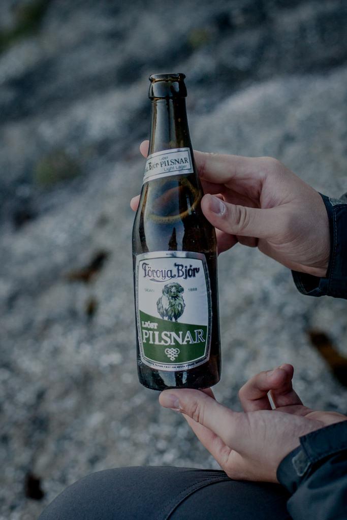 Wyspy Owcze - ceny alkoholu